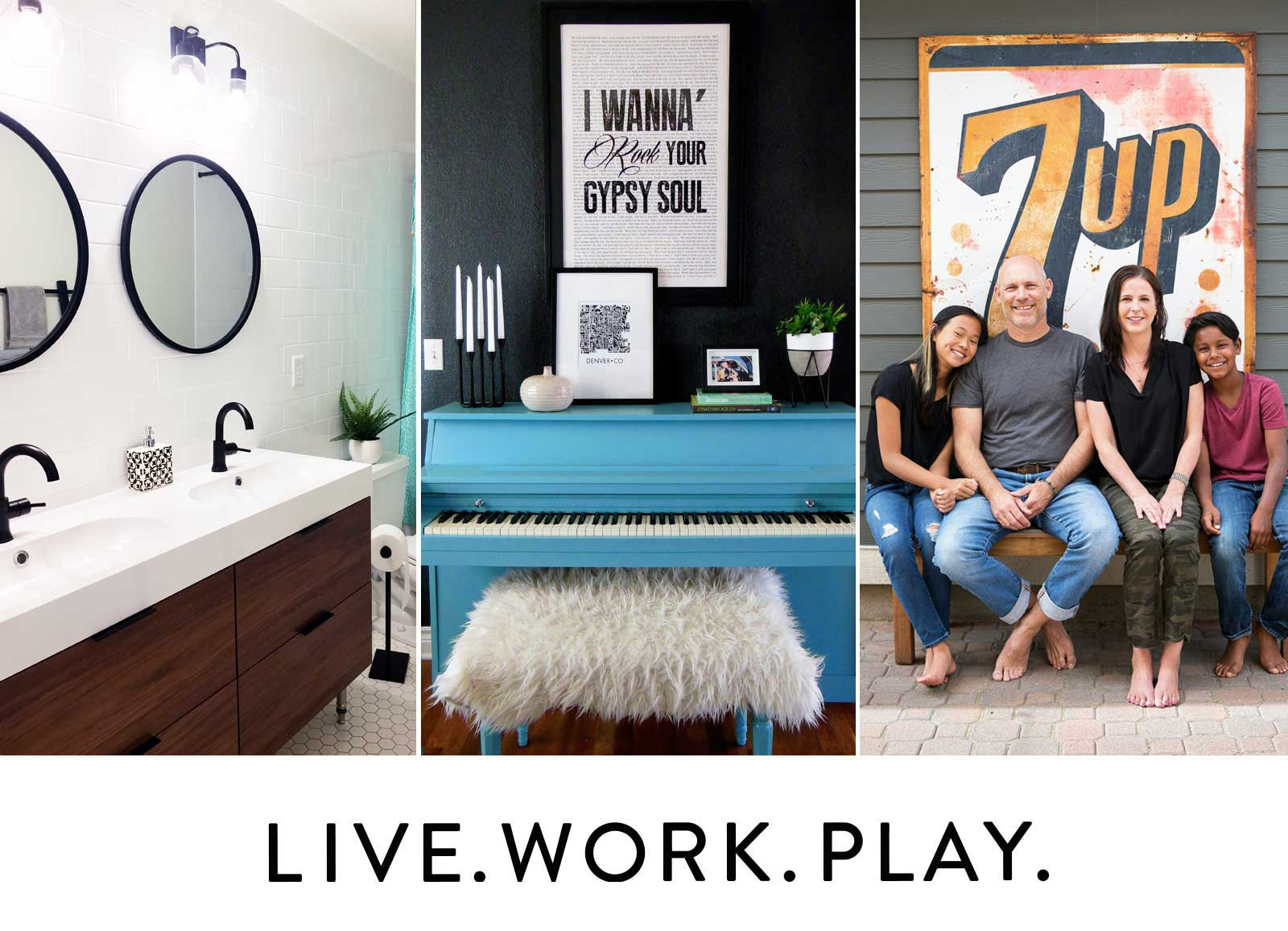 Georgeson Style Live. Work. Play.