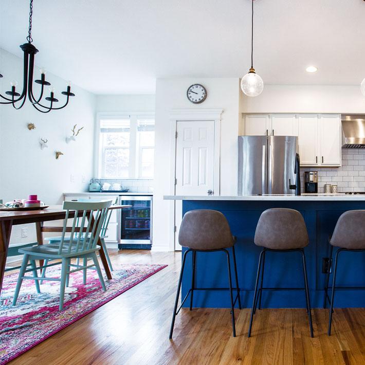 Georgeson Style Kitchen