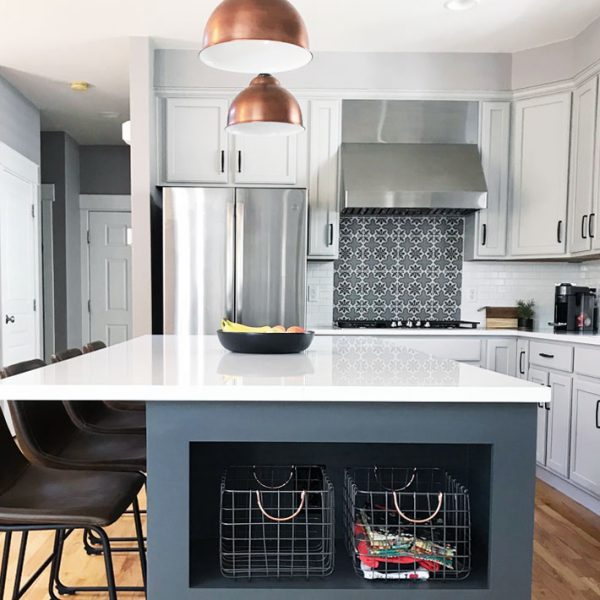 GEORGESON STYLE KITCHEN REMODEL