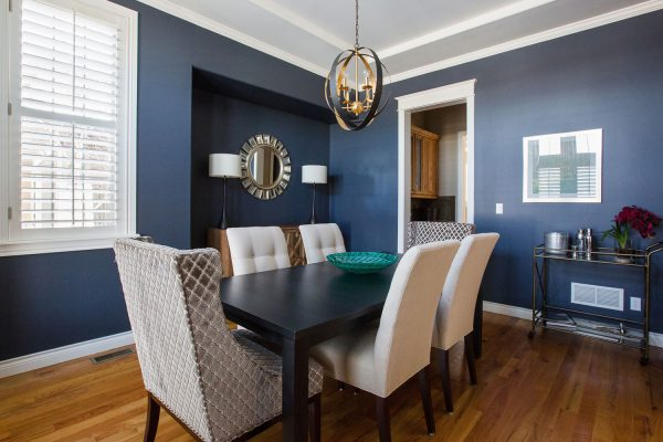 Georgeson Style dining room design