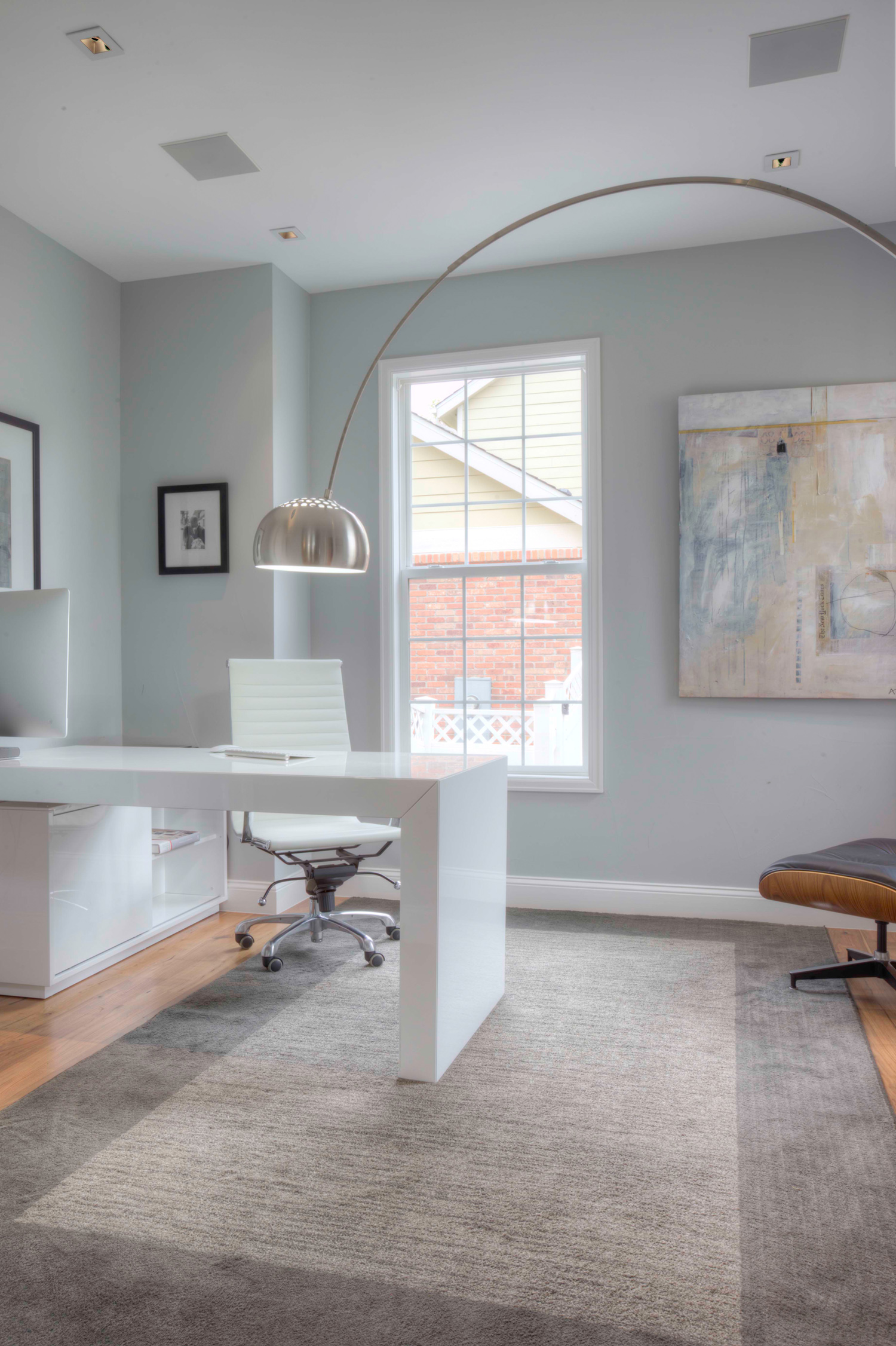 Georgeson Style home office design