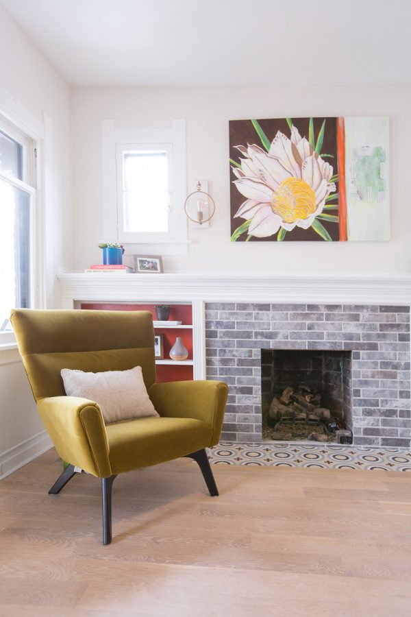 Georgeson Style living space design