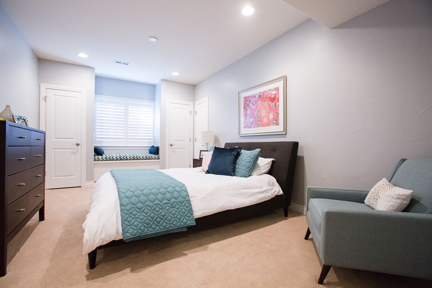 Georgeson Style bedroom design