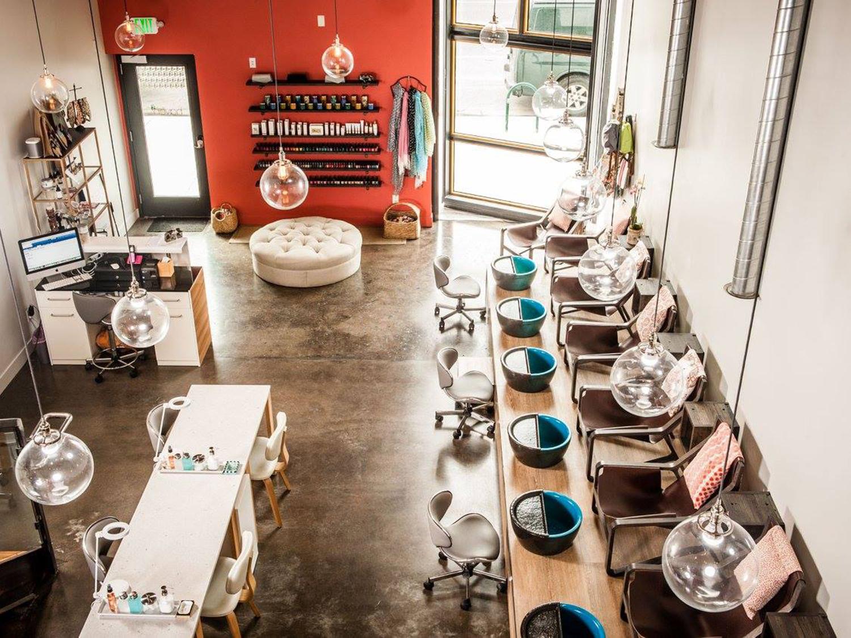 Haven Salon: Commercial Interior Design