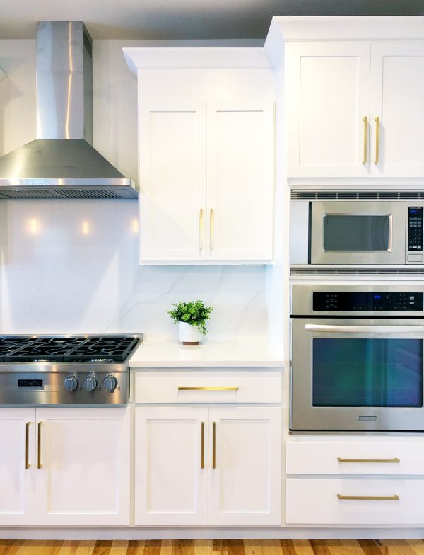 Georgeson Style luxe kitchen design