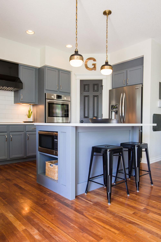 Georgeson Kitchen Remodel