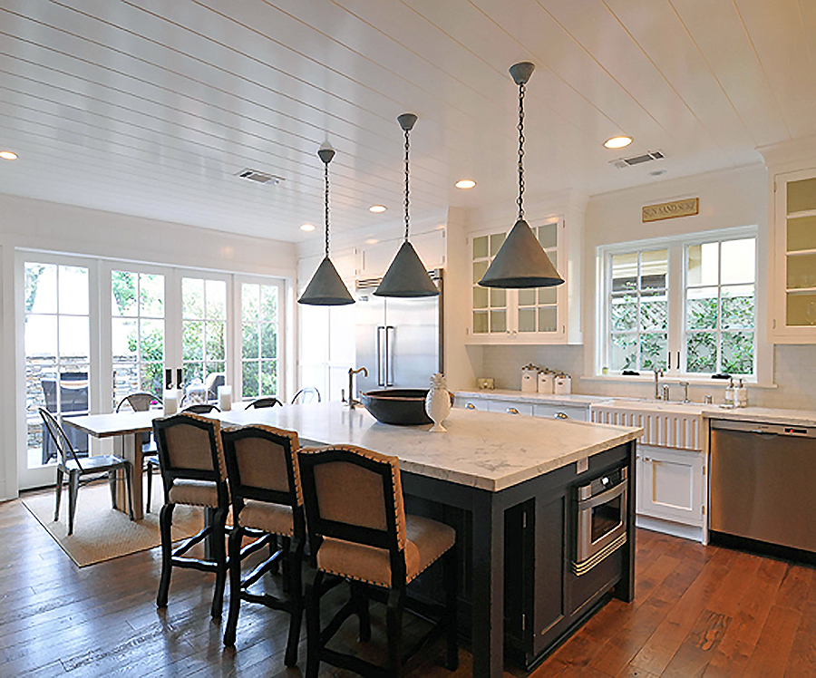 Georgeson Style Kitchen Remodel and Design