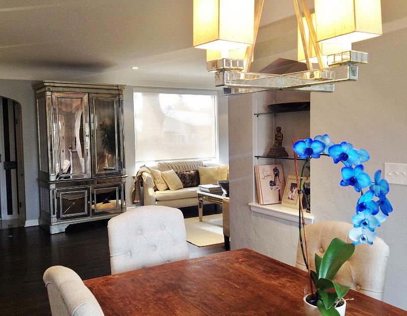 Bridget Living Room Design