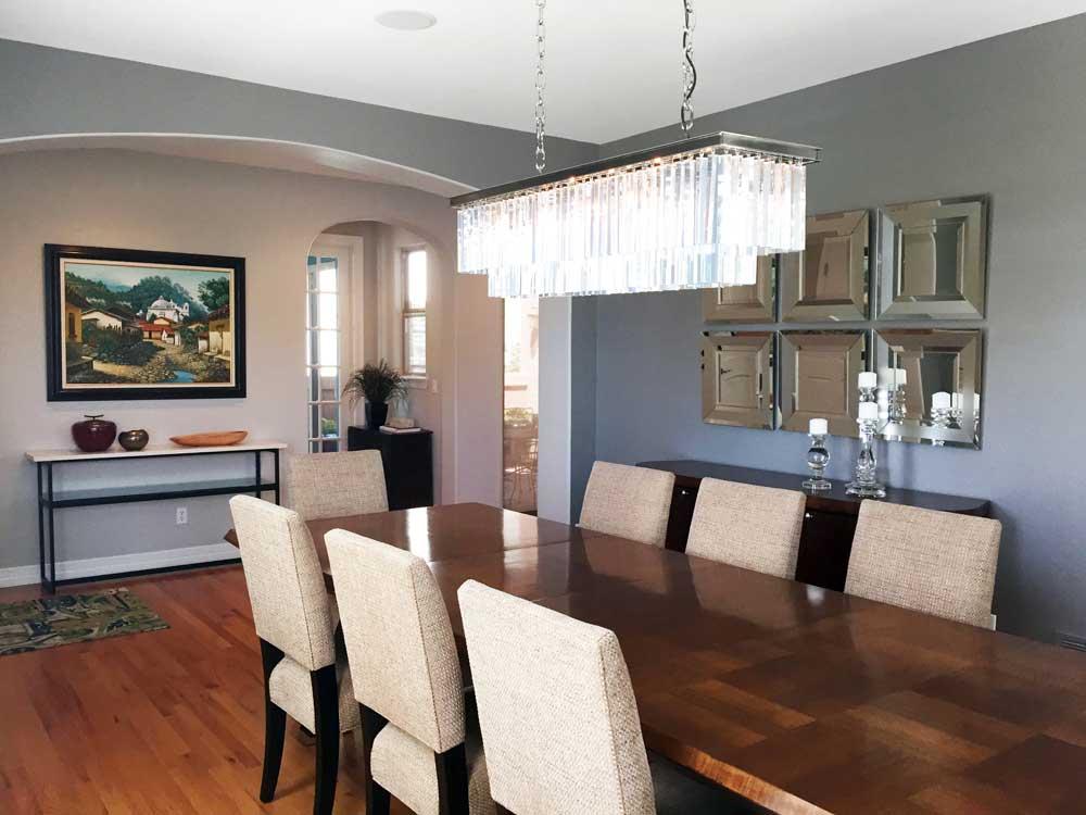 Joan Dining Room Design