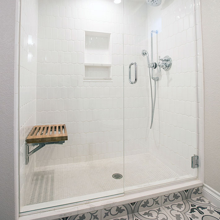 Georgeson Style Wash Park Shower