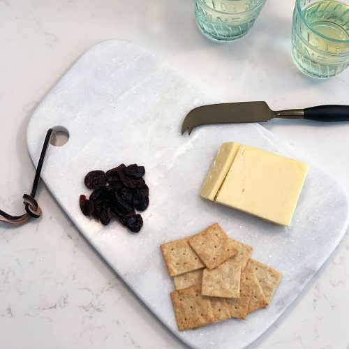 Kyndred Marble Cheese Board