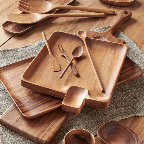 Kyndred Teak Tray