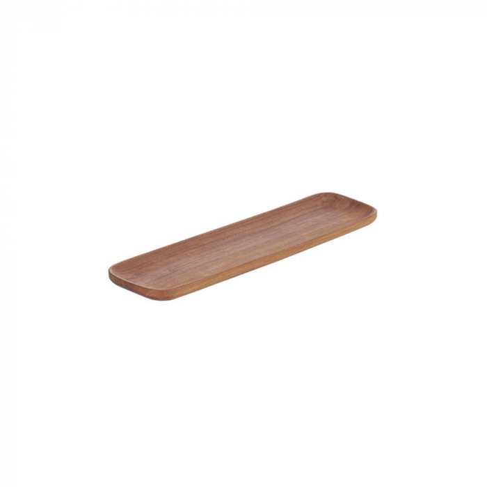 Kyndred Teak Rectangular Platter
