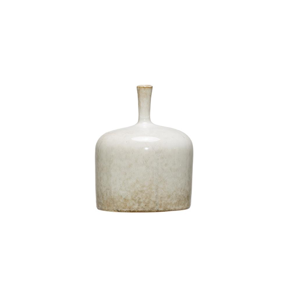 Kyndred White Vase Small