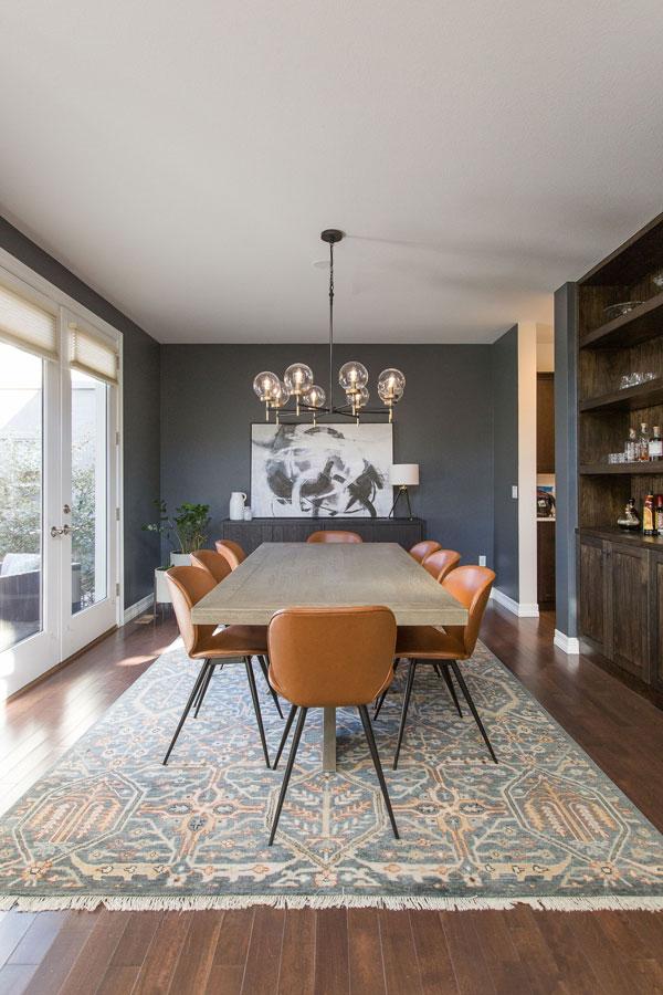 Berman Dining Room Design