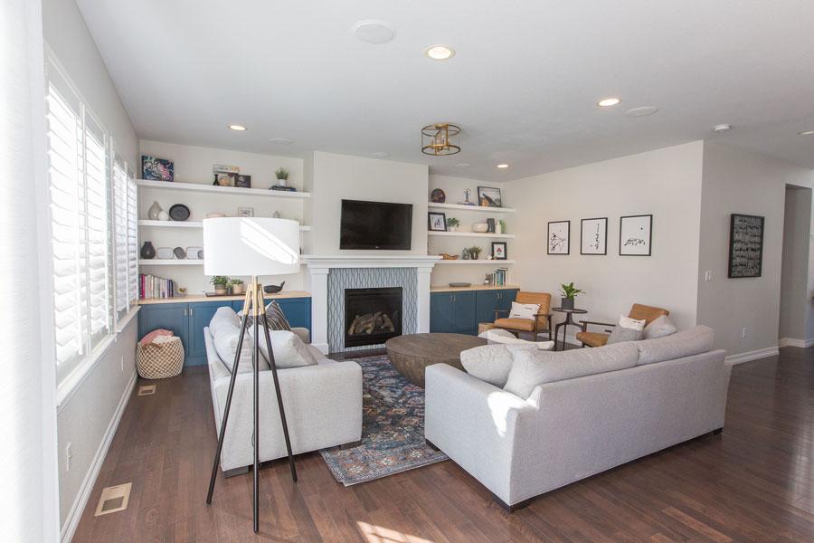 Berman Living Room Design