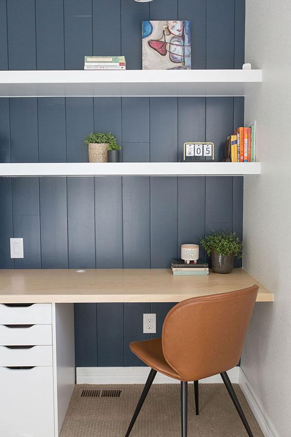 Berman Living Office Desk Design