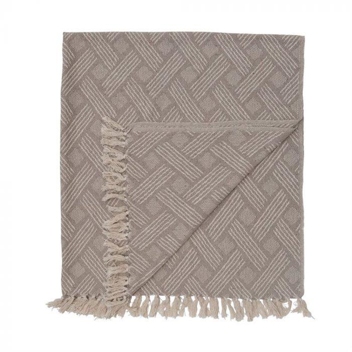 Fall Knit Throw