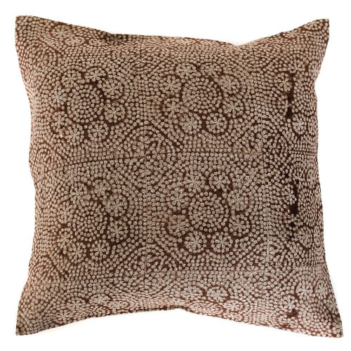 pillow cover: wisteria